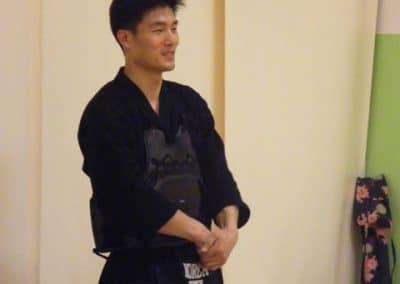 Kim Youngkyu (Kendo Kyoshi 7 Dan)
