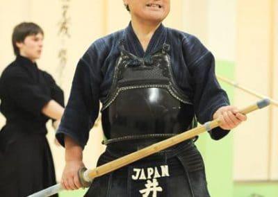 Shigeaki Inoue (Kendo Hanshi 8 Dan)