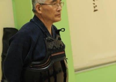 Taek Joon Kim (Kendo Hanshi 8 Dan)