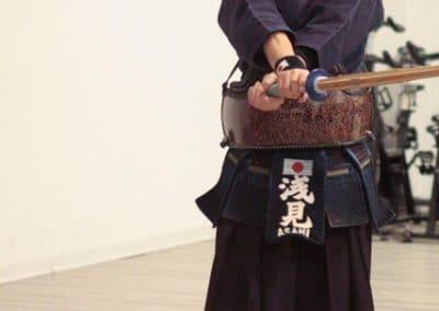 Yutaka Asami (Kendo Kyoshi 8 Dan)